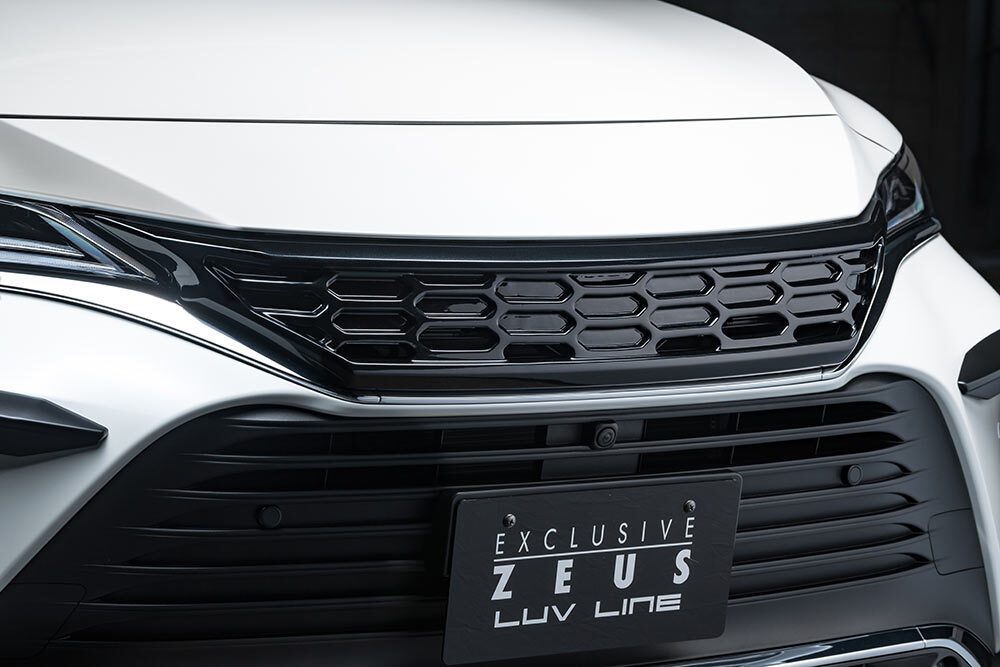 Front Grille Type A(ABS製)